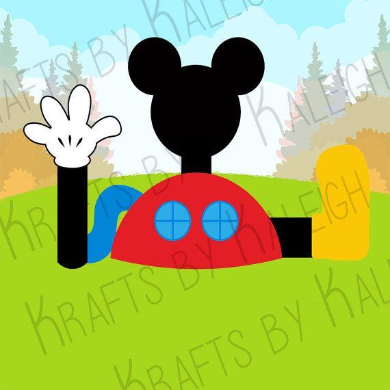 Mickey Mouse Mickey Mouse Party Mickey Mouse by KraftsbyKaleigh