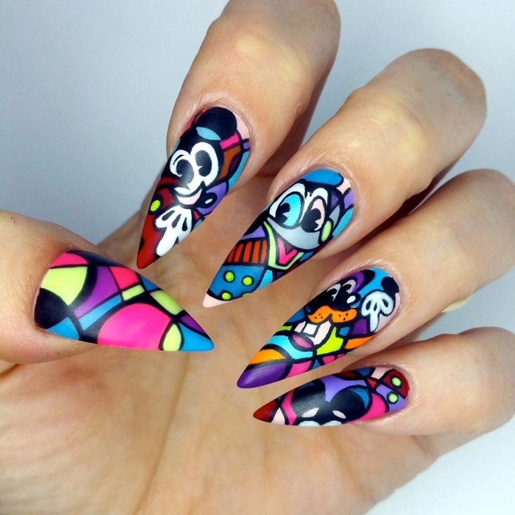 264 best Nails (shared) images on Pinterest | Christmas nails ...