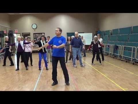 ZORBA Line Dance @ 2013 Calgary Folk Dance Workshop - YouTube