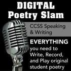 Everything you need to write, record, and play original student poetry!  Writing and sharing poetry can be intimidating – take the fear out of the ...