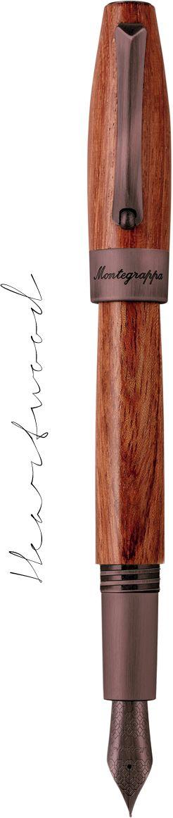 Heartwood Stilografica, Pero, con Quaderno