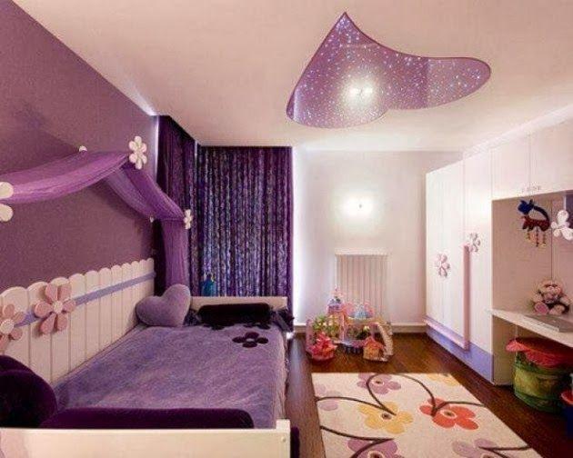 Las Mejores Habitaciones para Niñas y Niños Kids Room Bedrooms by artesydisenos.blogspot.com