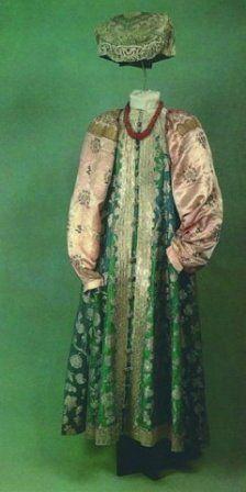 Женская казачья одежда - Balto-Slavica