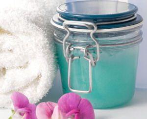 Homemade bath jelly - like Lush!