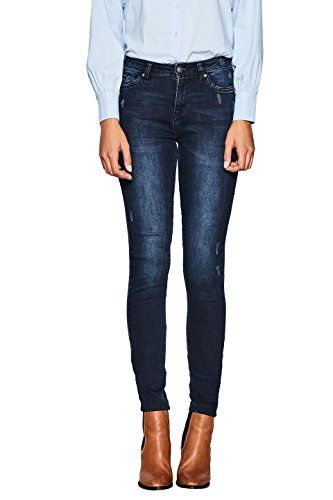 nice ESPRIT Damen Skinny Jeans 107EE1B013 Blau (Blue Dark Wash 901), W28/L30 Check more at https://designermode.ml/shop/77028031-bekleidung/esprit-damen-skinny-jeans-107ee1b013-blau-blue-dark-wash-901-w28-l30/