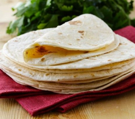 Tortille meksykańskie - Przepisy - Monika Węgrzyn - Smaki Życia