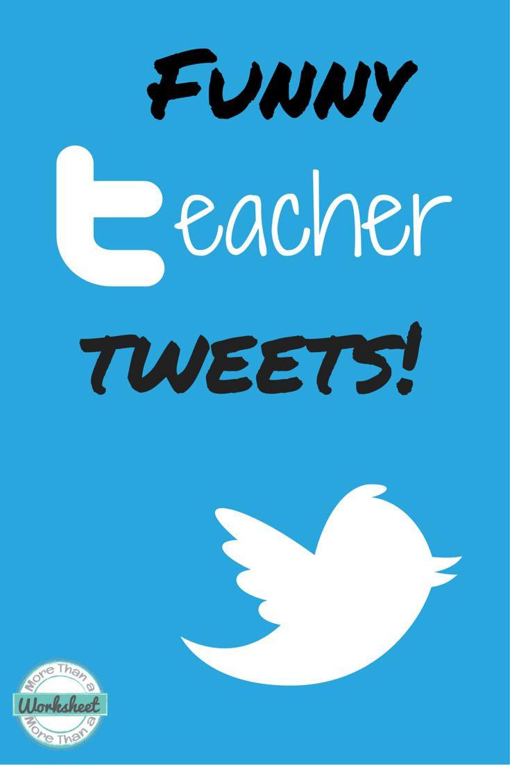 Funny Friday–Teacher Tweets