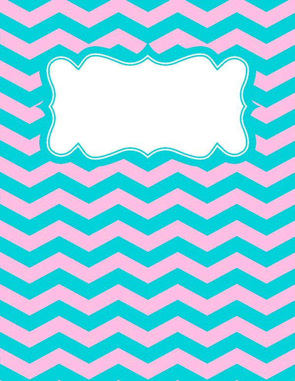 Best 25+ Chevron Binder Covers Ideas On Pinterest | Cute School