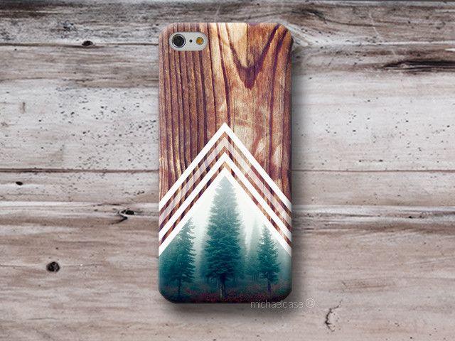 Wald+Chevron+Holz+Hülle+iPhone+Samsung+Grand+Prime+von+MichaelCase+Shop+auf+DaWanda.com