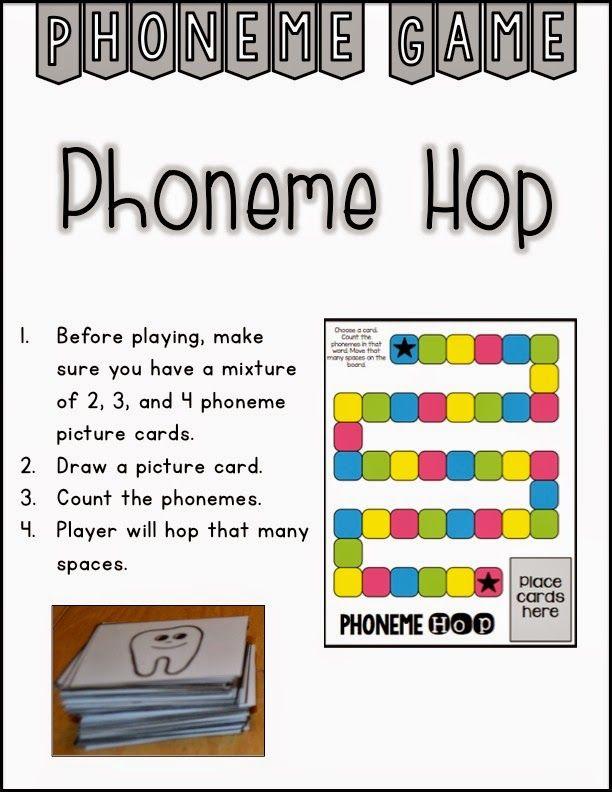 Printable Worksheets phoneme deletion worksheets : 7 best phonemic awareness images on Pinterest | Language, English ...