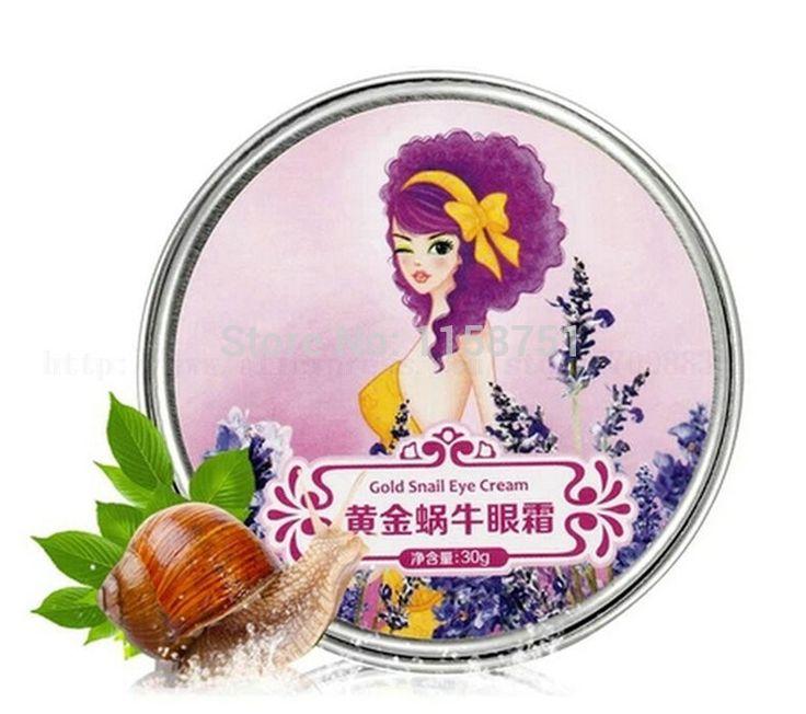 AFY Gold snail eye cream anti wrinkle repairing black eye moisturizing and nourishing Anti Dark Circle Anti-Aging