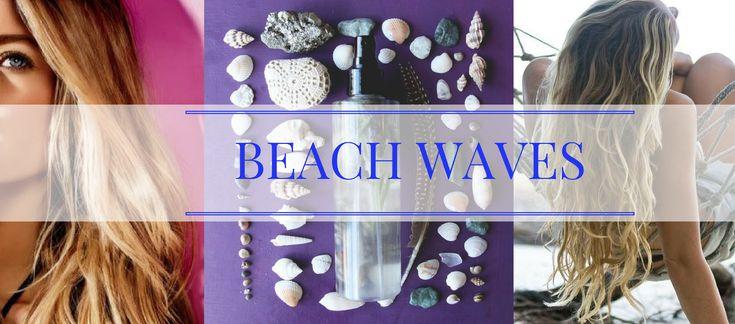 Ecco come realizzare a casa 2 semplici prodotti in grado di regalarvi onde da mare!