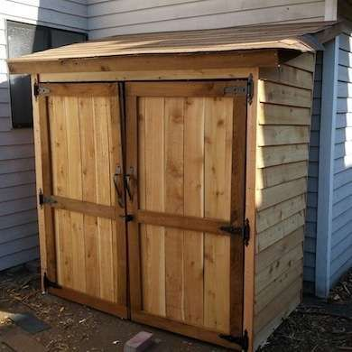 diy cedar fence designs woodworking projects plans