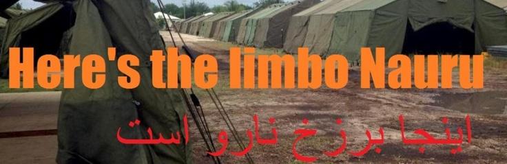 naururefugees | This camp - where Australia dumps people seeking asylum.