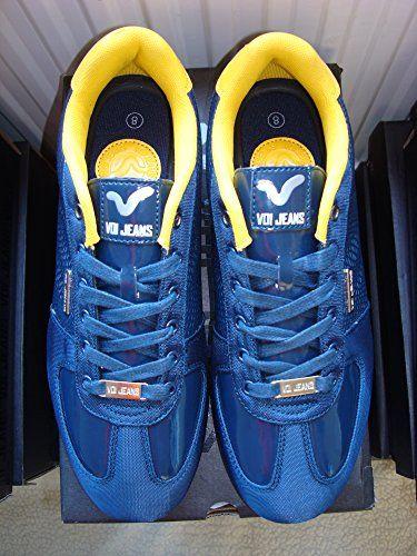 Mens Voi Jeans Murano Navy Lace Up Trainers (UK 8 EU 42) VOI http://www.amazon.co.uk/dp/B00MTU301K/ref=cm_sw_r_pi_dp_aE1Evb0127CW4