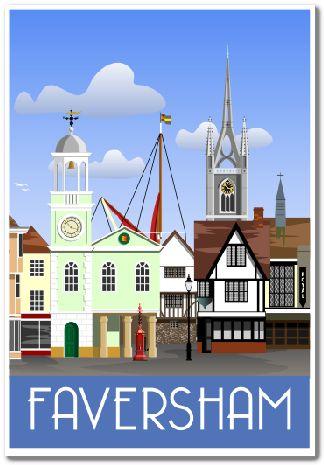 Faversham Town Landmarks