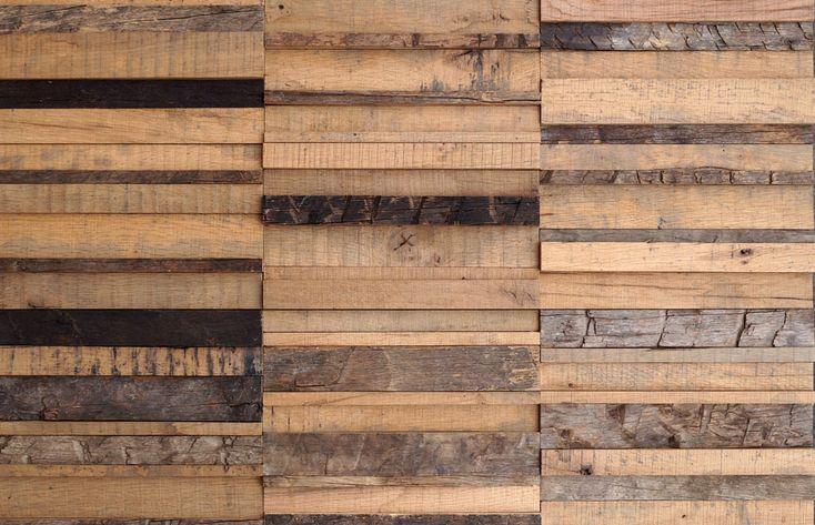Wall - Oak old