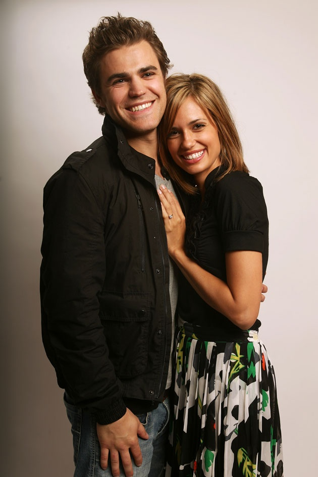 Paul Wesley and Wife Torrey DeVitto's Romantic Road to Marriage (PHOTOS)