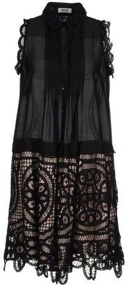 lace dress / Moschino Cheap & Chic
