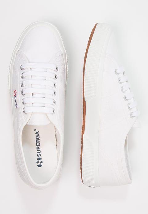 Superga COTU CLASSIC - Sneaker low - white - Zalando.de