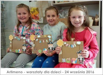 Warsztaty kreatywne dla dzieci - wakacyjna ramka na zdjęcie.