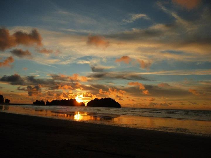 Atardecer Nuqui - Chocó - Colombia