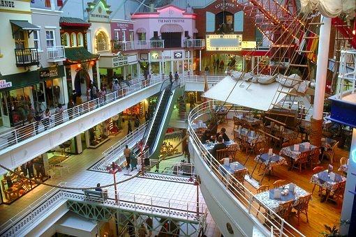 Shopping Mall in Port Elizabeth Port elizabeth