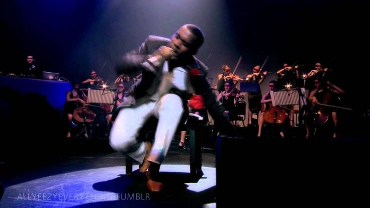 Kanye West Bring Me Down Late Orchestration 720p