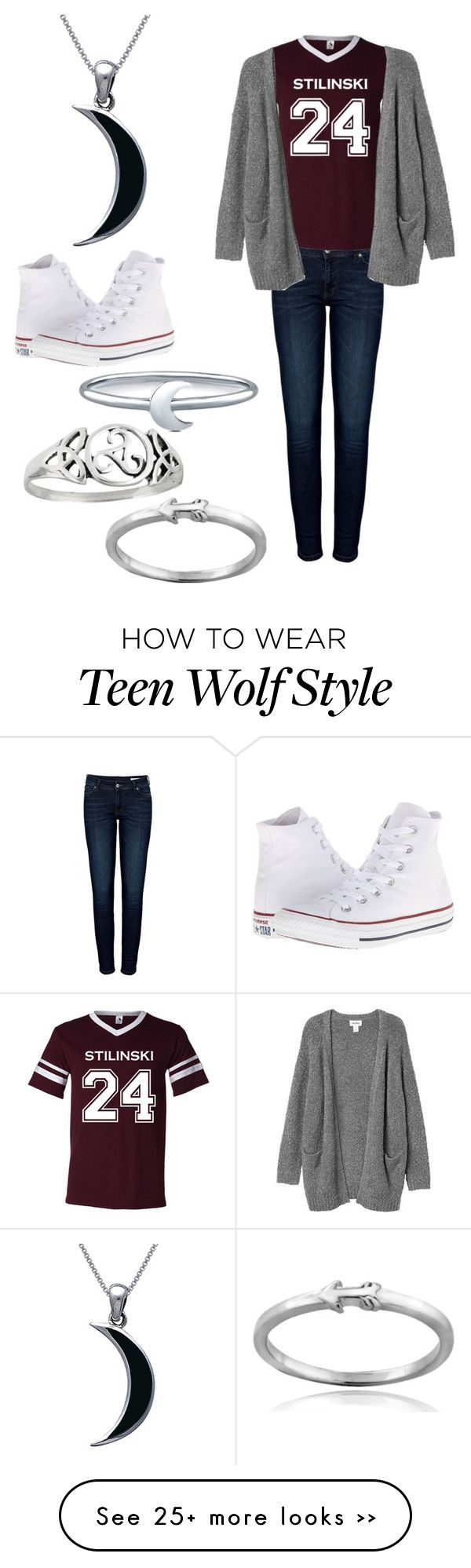 """Teen Wolf"" by mashtonsturbate on Polyvore"