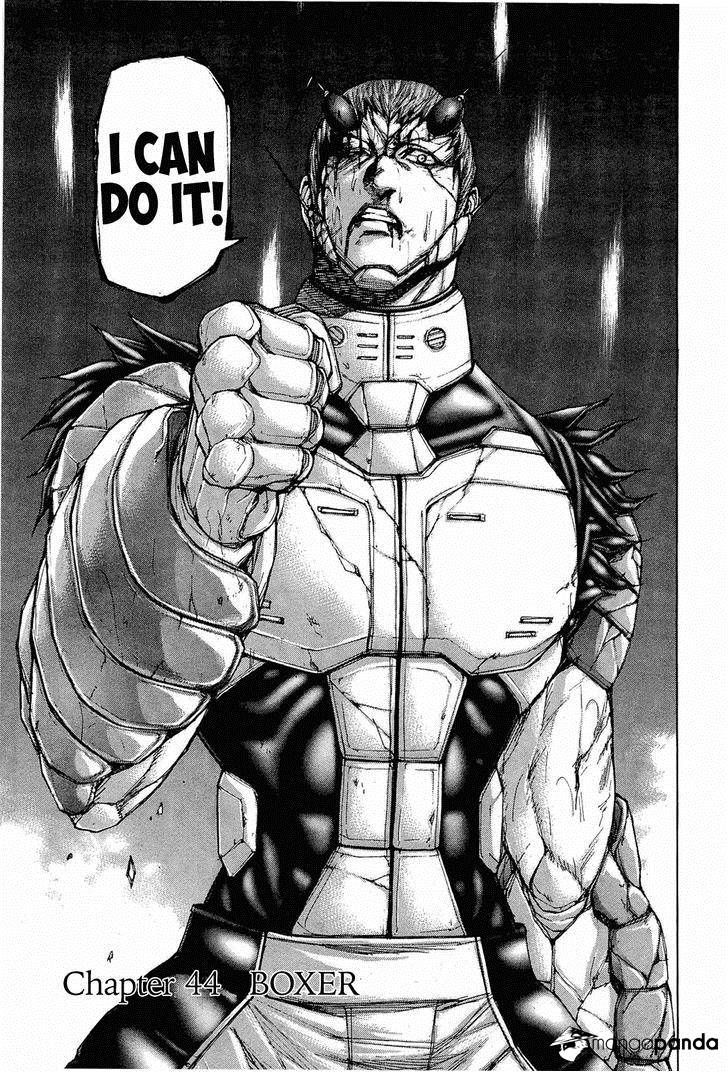 Terra Formars 44 - Page 3
