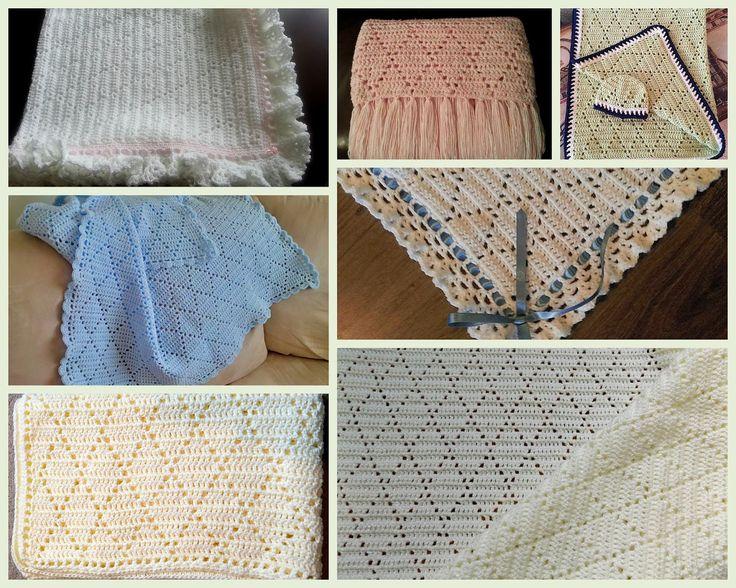 diamond+stitch+baby+blanket.jpg (1600×1280)