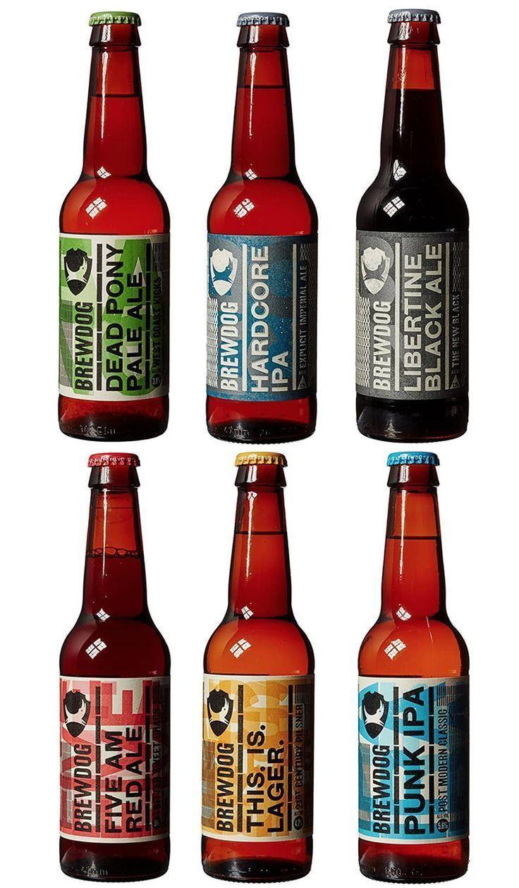 Craft Beer Stand Beer Bottle Diy Decor Craft Ideas In 2020 Beer Bottle Design Beer Label Design Craft Beer Design