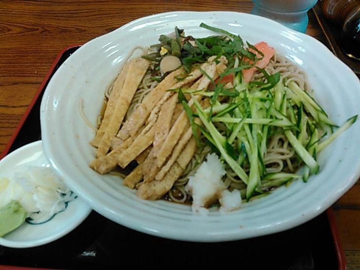長寿庵 - 冷やしきつね 【チケットレストラン食事券】