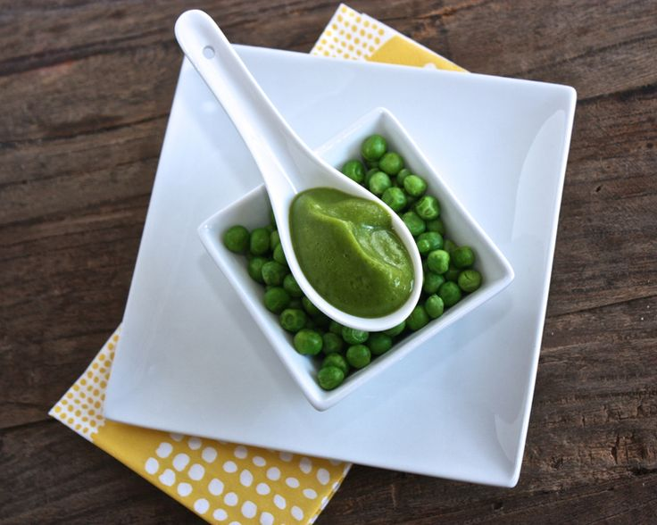 Peas + Zucchini + Mint — Baby Food-e   organic baby food recipes to inspire adventurous eating