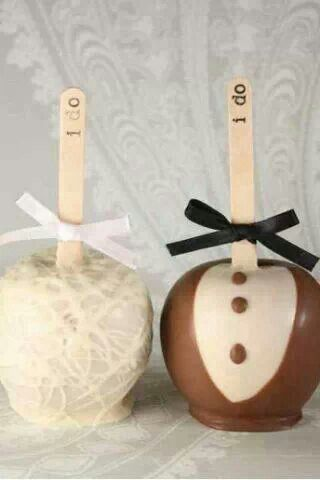 Candy apple wedding favours                                                                                                                                                                                 More