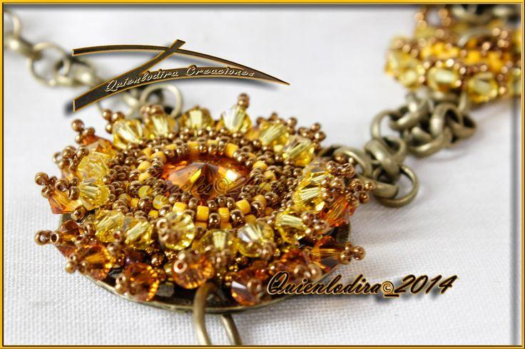 Quienlodira Creaciones: Collar LLave Maestra-2 By Quienlodira