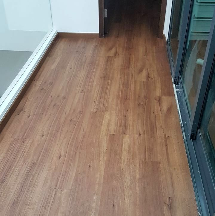 Flooring Photo Of The Day Make A Strong Interior Statement With Evorich S Evo Herf The Realistic Wo Waterproof Laminate Flooring Laminate Flooring Flooring