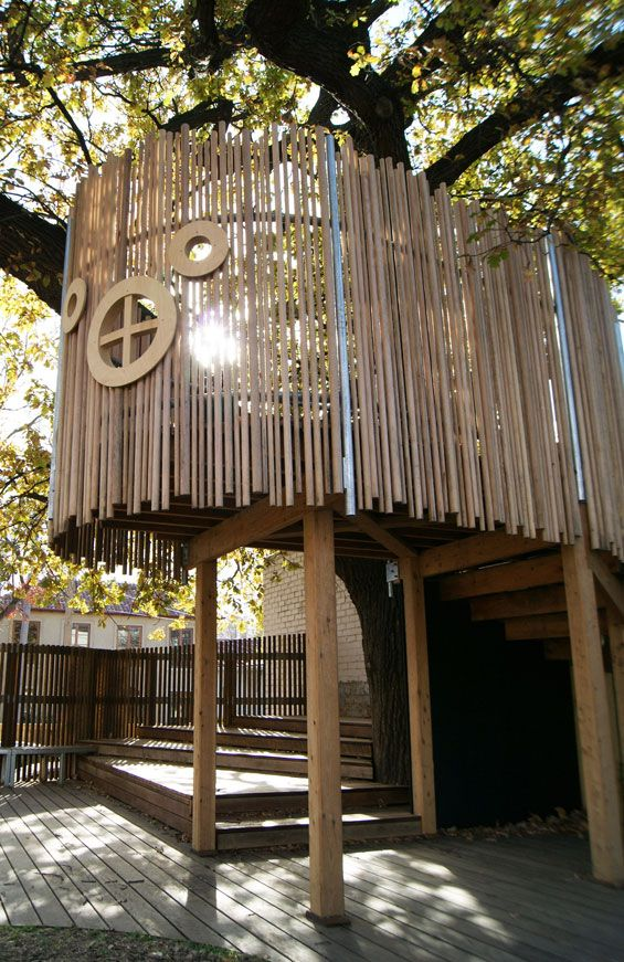 Tree House | Melbourne Australia | Fitzgerald Frisby Landscape ...  #Treehouse Pinned by www.modlar.com
