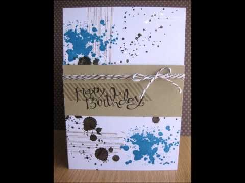 Gorgeous Grunge  stamp set  10 Quick & Easy Cards using Stampin Up Stamps