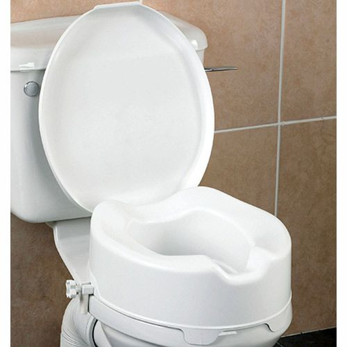 Raised Toilet Seat With Lid Toiletliftseatsforhandicapped
