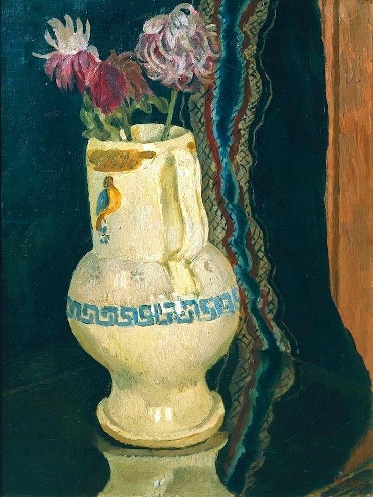 Vanessa Bell, Chrysanthemums 1920