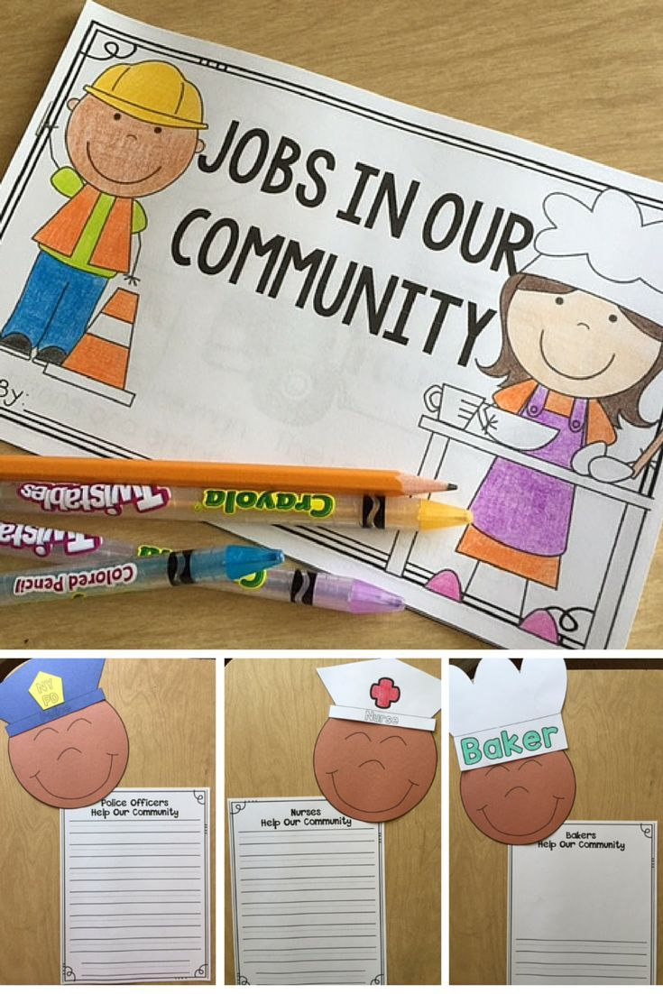 17 best community helpers images on pinterest community helpers