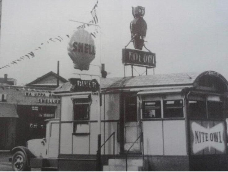 Night Owl Diner, Fall River, MA