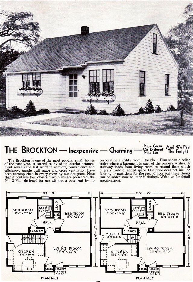 103 Best Images About Vintage Aladdin Homes Company Floor