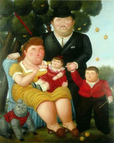Botero, Family %%%%%.....http://es.pinterest.com/solvilchez/a-r-t-~-f-a-m-i-l-y-%E1%83%A6%E1%83%A6-scenes/