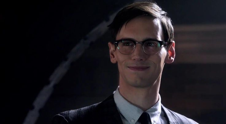 Ed is my favorite character of Gotham.❤️✌️