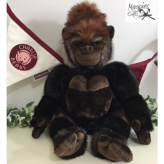 Congo Gorilla From The Bearhouse Bears Collection By