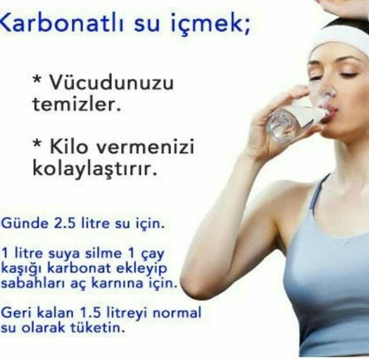 Karbonatlı su içmek neye iyi gelir? #karbonat #su #sağlık #sağlıkhaberleri