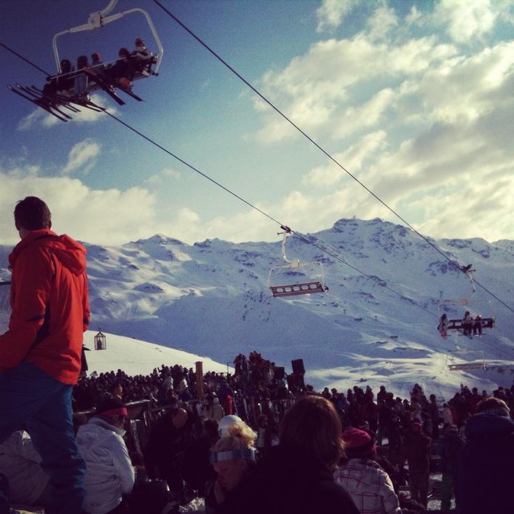 La folie douce val Thorens | winter 2012
