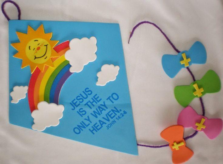 Petersham bible book tract depot inspirational kite - Cosas de manualidades para ninos ...